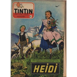 Tintin N� 284 : Tintin
