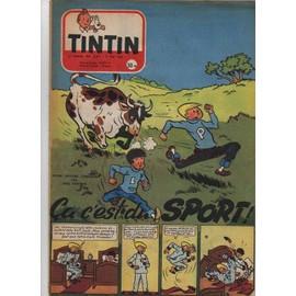 Tintin N� 237 : Ca C'est Du Sport !