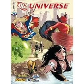 Dc Universe N� 20 : Un Monde Sans Ligue De Justice