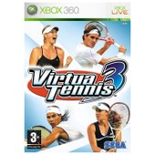 Virtua Tennis 3 - Ensemble Complet - Xbox 360