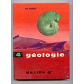 Sciences Naturelles (G�ologie) Classe De 4�me de Oria, M