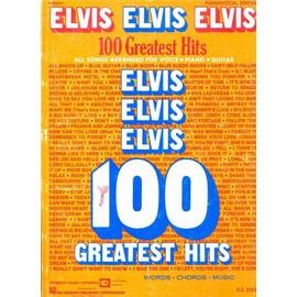 ELVIS 100 GREATEST HITS