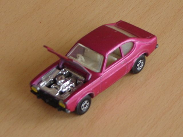 Matchbox Ford Capri Séries N°54