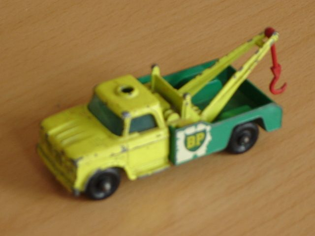 Matchbox Dodge Wreck Truck Séries N°13