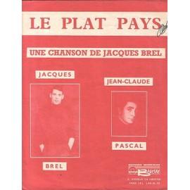 Jacques Brel - le plat pays