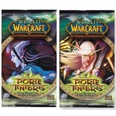 Booster Wow World Of Warcraft A Travers La Porte Des Tenebres