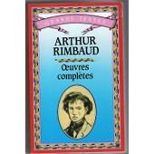 Oeuvres Compl�tes de arthur rimbaud