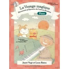 Le Voyage magique - Niveau 2 A - Piano