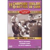 The Avengers - Chapeau Melon Et Bottes De Cuir - Ann�e 1963 - Saison 3 - Vol.5 de Bryce, John