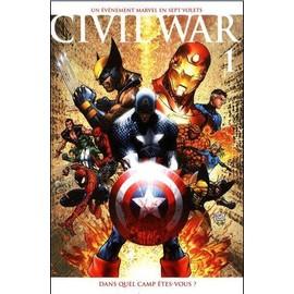 Civil War (Vf) Variant N� 1