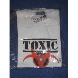 Britney Spears - T-shirt féminin blanc - Toxic