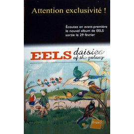 eels-daisies of the galaxy-plv