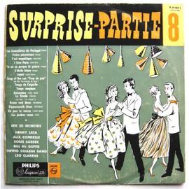 """""""surprise-partie n°8"""" les lavandières du portugal / c'est magnifique / gelsomina / un jour tu verras, etc. (16 titres, L.P. original biem de 1956)"""
