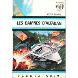 FLEUVE NOIR ANTICIPATION N° 396 :Damnés d'Altaban (les) d'occasion  Livré partout en France