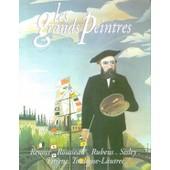 Les Grands Peintres - Vol. 7 de gilbert maurin