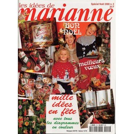 Les Id�es De Marianne Hors-S�rie N� 2 : Sp�cial No�l 2000