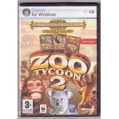 Microsoft Zoo Tycoon 2 - Zookeeper Collection