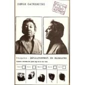 Serge Gainsbourg K7 Audio