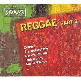 Reggae part 2 : collection sono