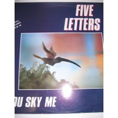 You Sky Me - Special Disco Mix - Five Letters