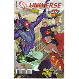 Dc Universe N� 19 : Folie D�vorante