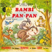 Bambi Et Pan-Pan - Benoit, Denise
