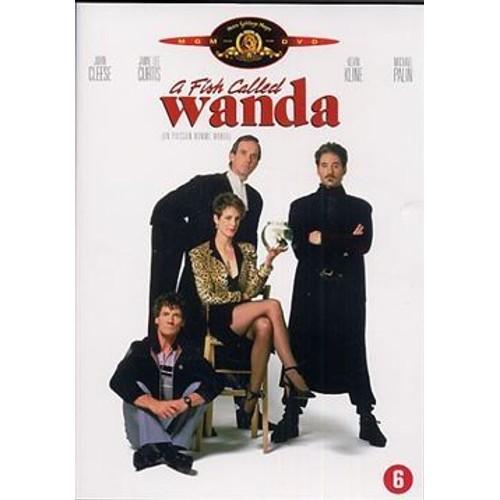 UN POISSON NOMME WANDA (DVD)