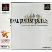 Final Fantasy Tactics - Import Jap