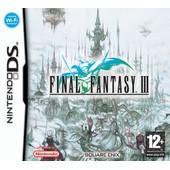 Final Fantasy Iii - Ensemble Complet - Nintendo Ds - Fran�ais
