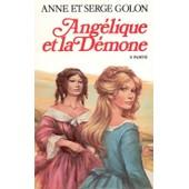 Ang�lique Et La D�mone 2�me Partie de anne golon