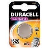 Duracell Pile Lithium Cr 1620 3 Volts