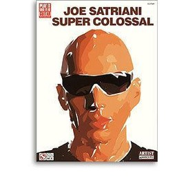 SATRIANI JOE : SUPER COLOSSAL