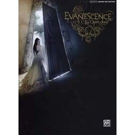 EVANESCENCE : THE OPEN DOOR (guitar tab edition)