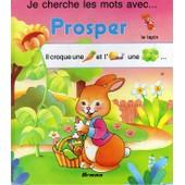 Je Cherche Les Mots Avec Prosper, Le Lapin de michel rainaud