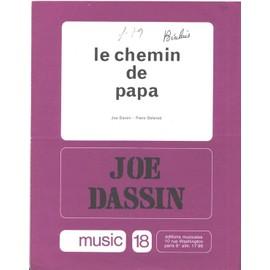 Joe Dassin. Le chemin de papa. 1969.