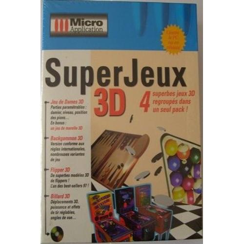 Super jeux en 3D