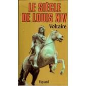 Voltaire - Le Si�cle De Louis Xiv de ET TAUPIN, CAMERON par BRODARD