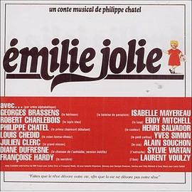 Emilie Jolie - VO édition limitée slipcase + poster