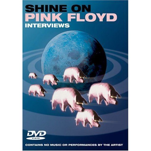 SHINE ON, PINK FLOYD INTERVIEWS (DVD)