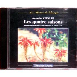 Antonio Vivaldi Les quatres saisons