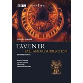 Tavener: Fall And Resurrection de David Kremer