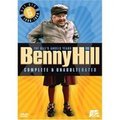 Benny Hill Complete And Unadulterated - The Hill's Angels Years, Set Six (1986 de John Robins,Benny Hill,Dennis Kirkland