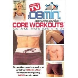 08 Min Core Workouts Abs, Arms, Thighs, Buns And Stretch