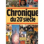 Chronique Du 20�me Si�cle (Edition 2000) de jacques legrand