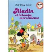 Aladin Et La Lampe Merveilleuse de walt dysney