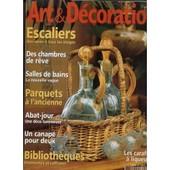 Art Et Decoration N� 395 : Parquets � L'ancienne, Mobilier Normand, Carafes � Liqueur, Escaliers, Biblioth�ques, Salles De Bain, Abat-Jour