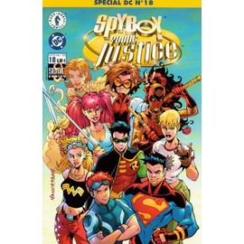 Sp�cial Dc N� 18, Spyboy Young Justice