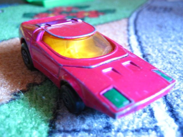 Matchbox Rolamatics N°39 Clipper 1973