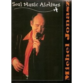 MICHEL JONASZ - Soul music airlines