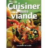Cuisiner Sans Viande de maxi livres